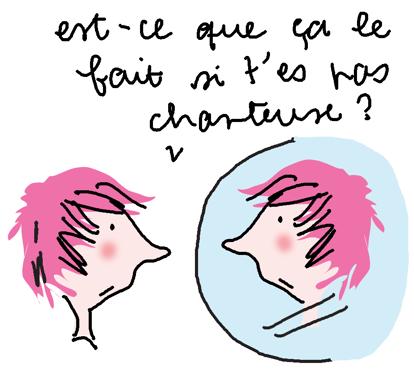 Le Blog Des Paresseuses Les 7 Pour Ou Contre Des Cheveux Bleus Ou