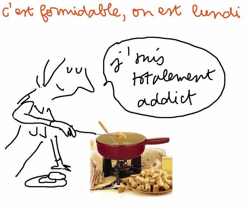 2 fondue